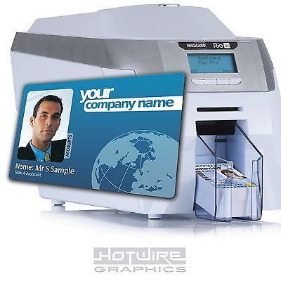 Custom Printed Company Id Cards Bulk Staff Membership Plastic Pvc Business Business Cards Office Supplies Stationery Company Id Custom Print Prints
