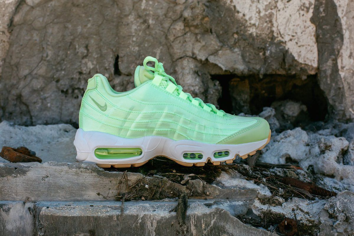 The Nike Air Max 95 Liquid Lime Is Dropping Soon