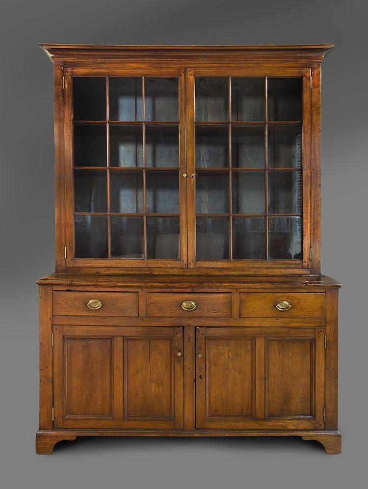Fig. 69: Side cupboard attributed to John Swisegood, ca. 1820 ...