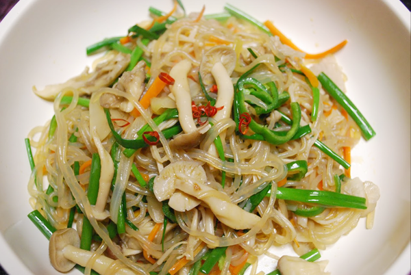 韓国料理店の味に近い本格的な味に仕上がったわ。余ったらチヂミの具に使ってみて。ビックリするほど美味しいわよ。秋 […]