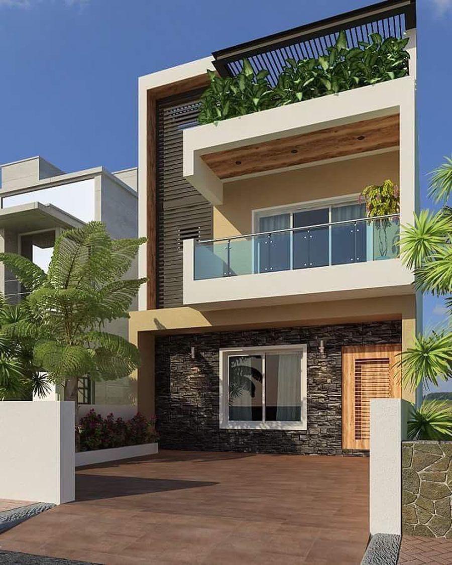 999 Best Exterior Design Ideas #exterior #homedecor In