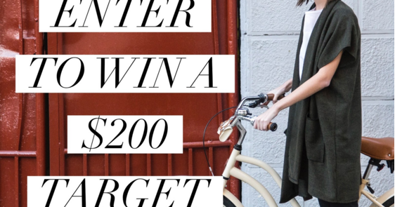 Confessions of a Frugal Mind: Giveaway ~ Enter to Win a $200 Target Gift Card