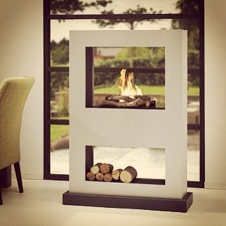 chimney designs for an eco friendly home fireplaces pinterest ethanol fireplace. Black Bedroom Furniture Sets. Home Design Ideas