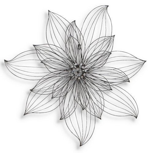 find it at the foundary flower metal wall decor 29 in - Metal Flower Wall Decor