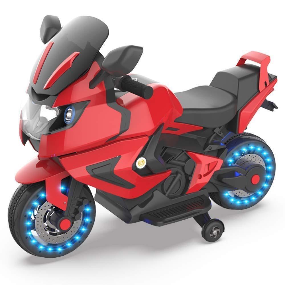 Kids Ride On Motorcycle Hoverheart Off Road Bike 6Volt