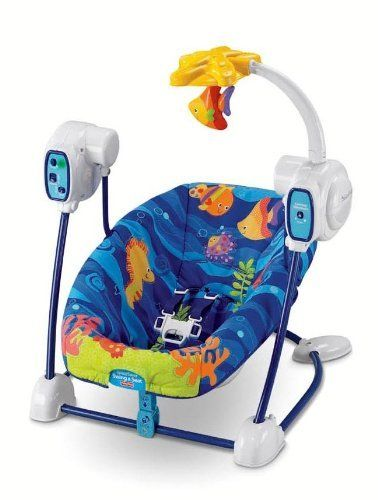 Fisher Price Ocean Wonders E Saver Swing And Seat By Http