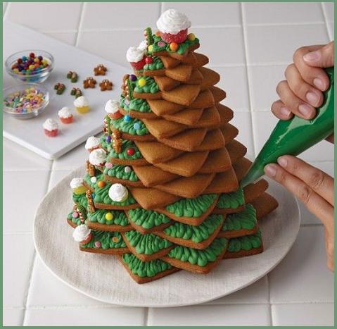 Christmas cake decorazioni di torte natalizie http - Decorazioni torte natalizie ...