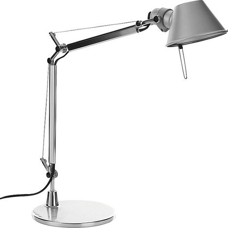 Tolomeo Micro Table Lamp Table Lamp Lamp Black Table Lamps