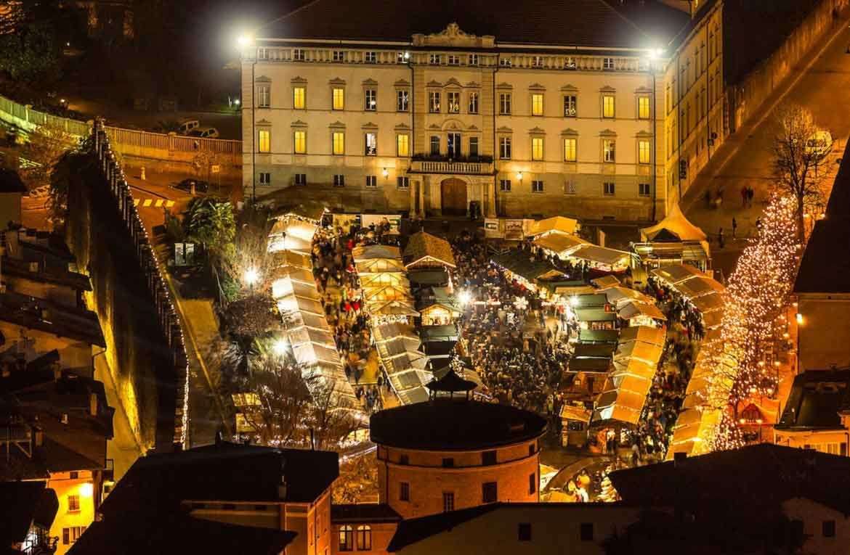 Mercatino di Natale di Trento fino al 6 gennaio 2016 in