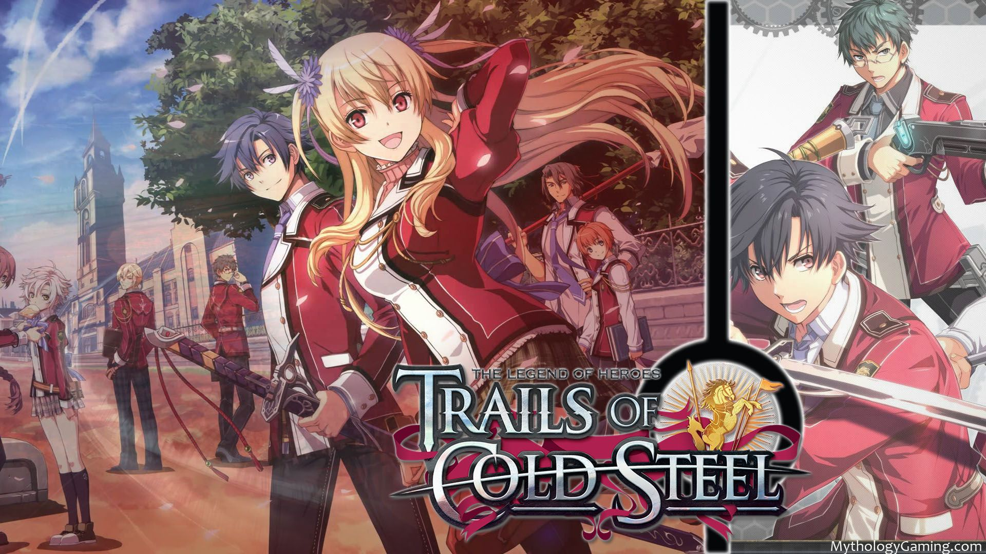 Image result for Trails of Cold Steel 1920x1080