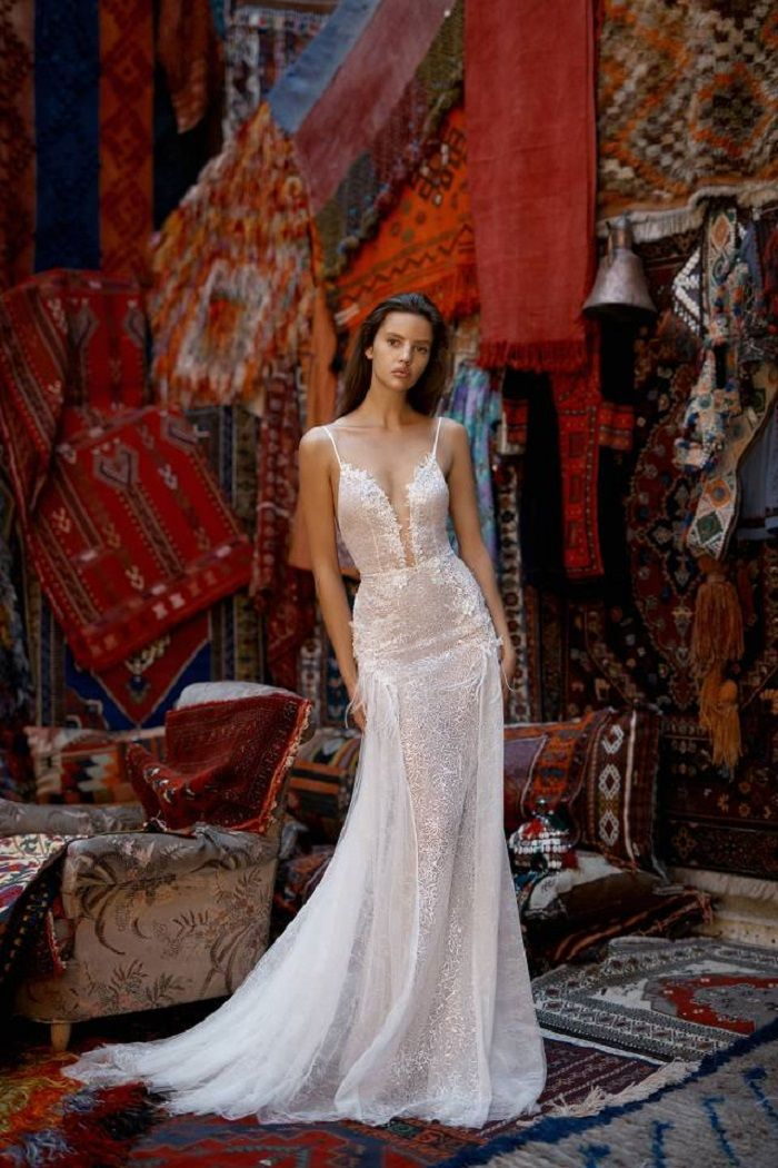 Liz Martinez Fall Winter 2019 Wedding Dresses