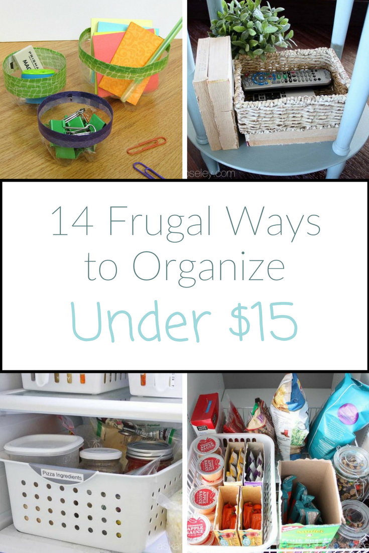Need to organize your home on a budget but have no idea where to ...