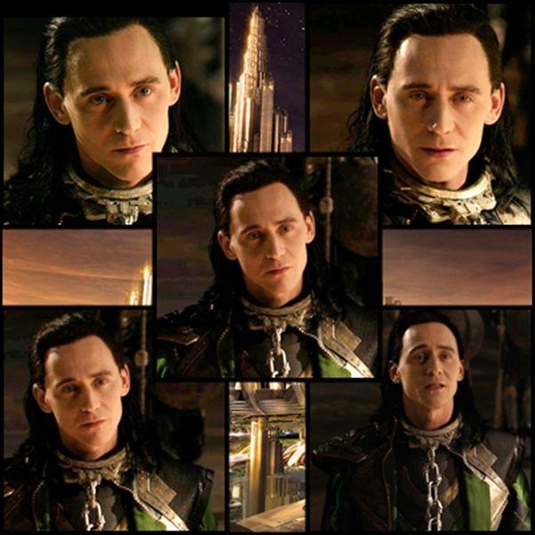 LokiThor The Dark World