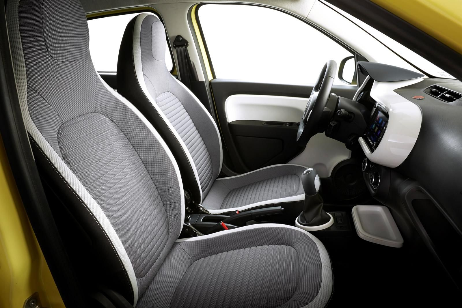 2015 Renault Twingo Interior Front Seat Car Seats Seating New Cars