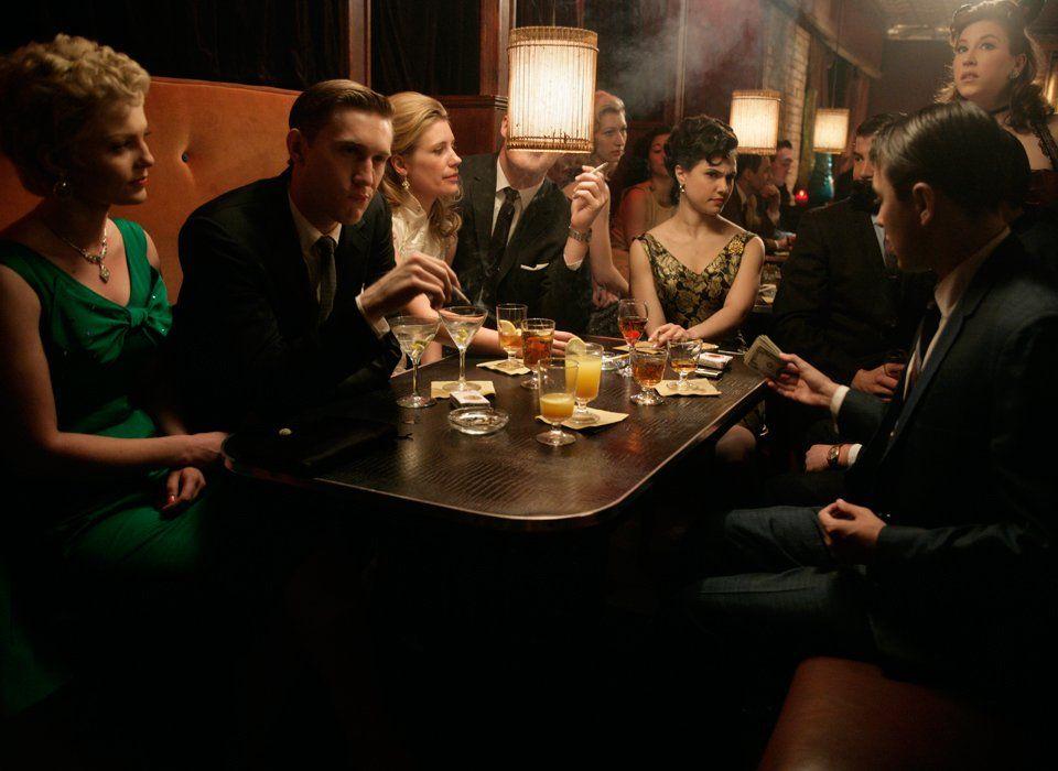 Mad Men Drinking Game | Mad men, Drinking games, Men