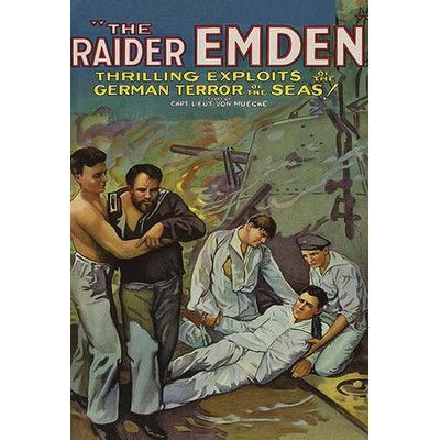 Watch The Raider Emden Full-Movie Streaming