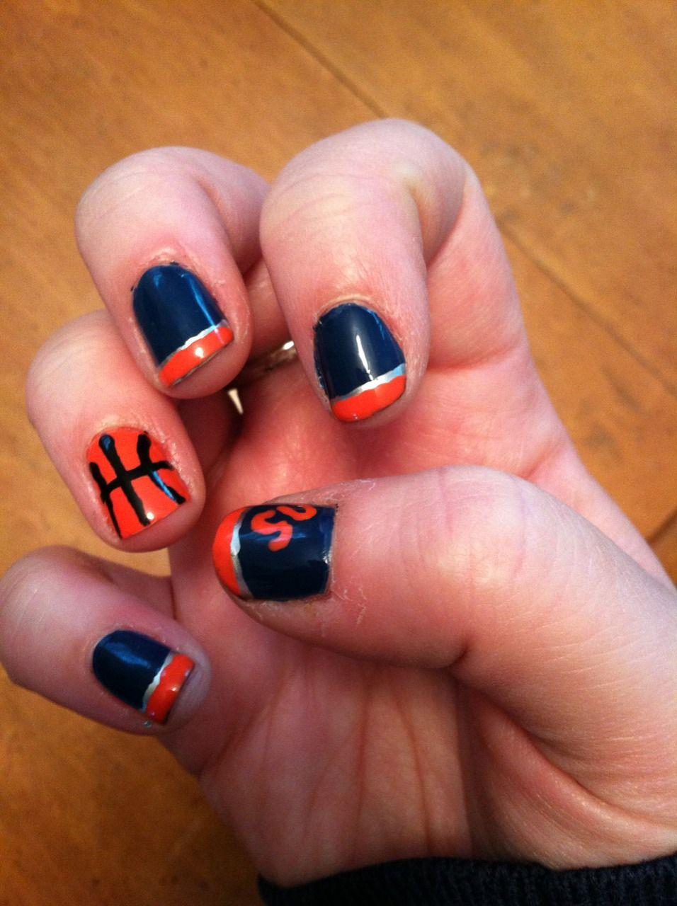 nail polish & wine - basketball