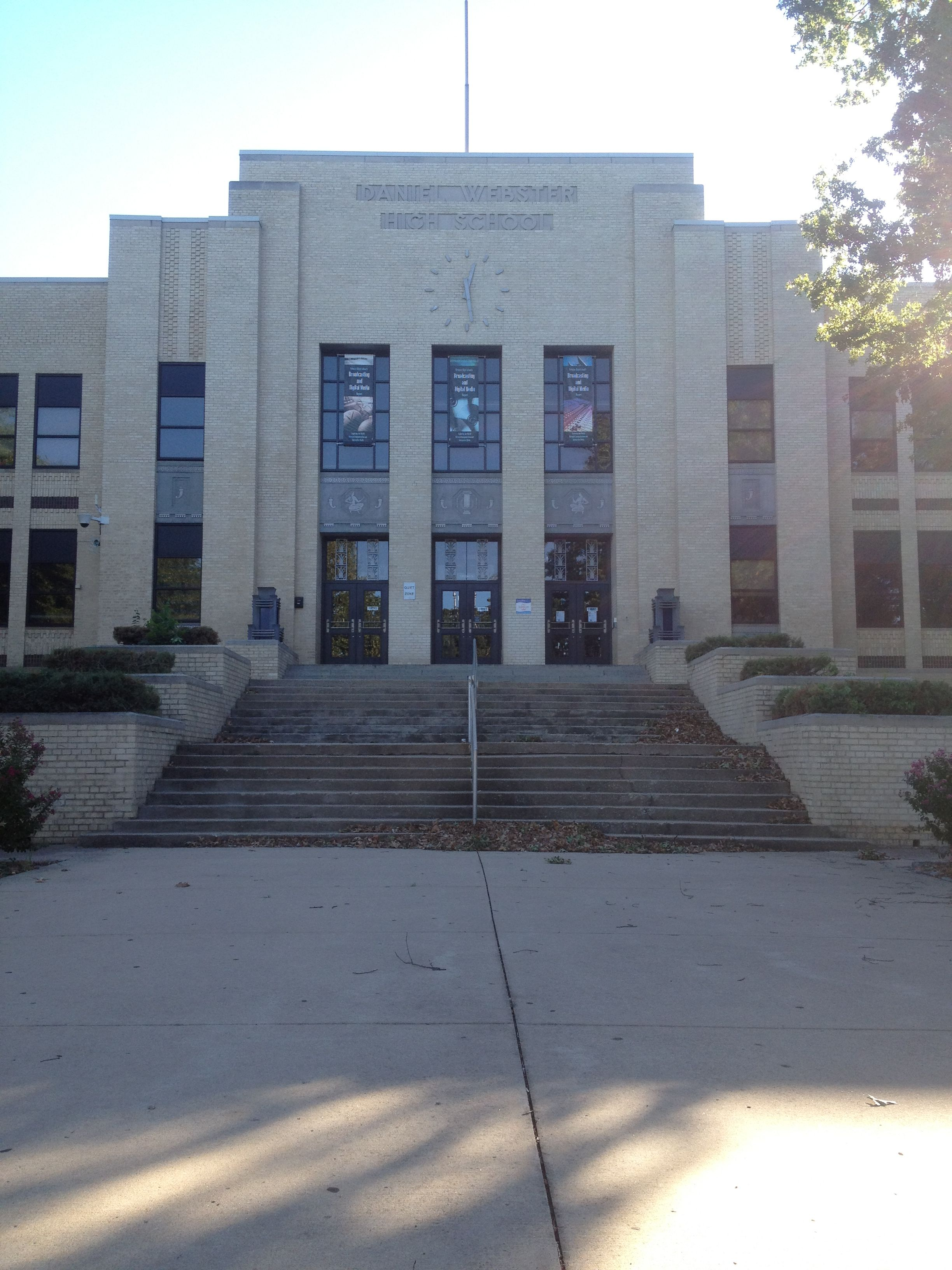 Daniel Webster High School Tulsa Ok Where My Sister In Law