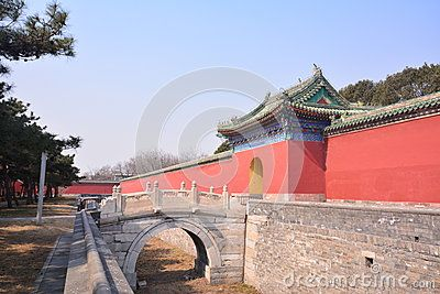 China Ancient Buildings Beijing Tiantan Is The Place Where The Emperors Of The Qing Dynas Ancient Chinese Architecture Ancient Architecture Ancient Buildings