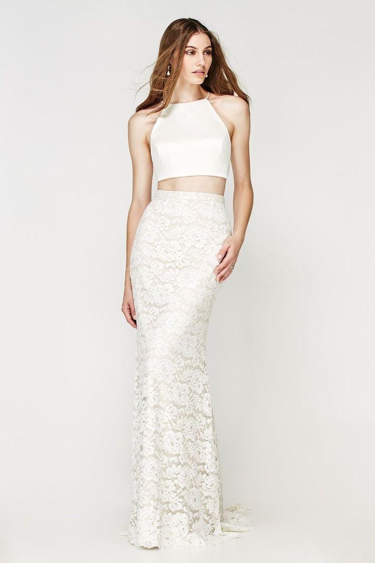 Bordeaux skirt bridal gowns pinterest wedding dresses