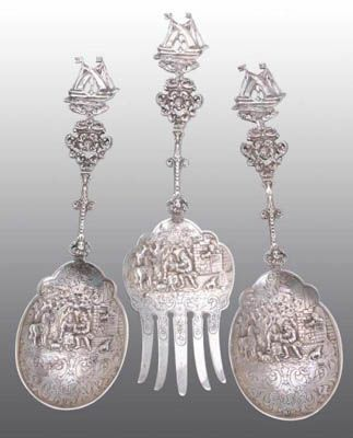 A Guide To Help You Identify And Value Antique Sterling