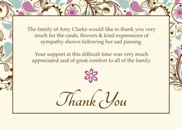 027 Free Memorial Cards Template Awful Ideas Card Microsoft Within Memorial Card Templ Funeral Thank You Cards Thank You Card Template Sympathy Thank You Cards