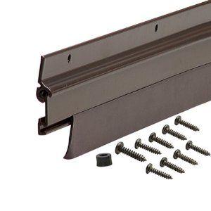 M D Building Products 7153 Flex O Matic Door Sweep 36 Inch By M D Building Products 12 98 From The Door Sweep Door Weather Stripping M D Building Products