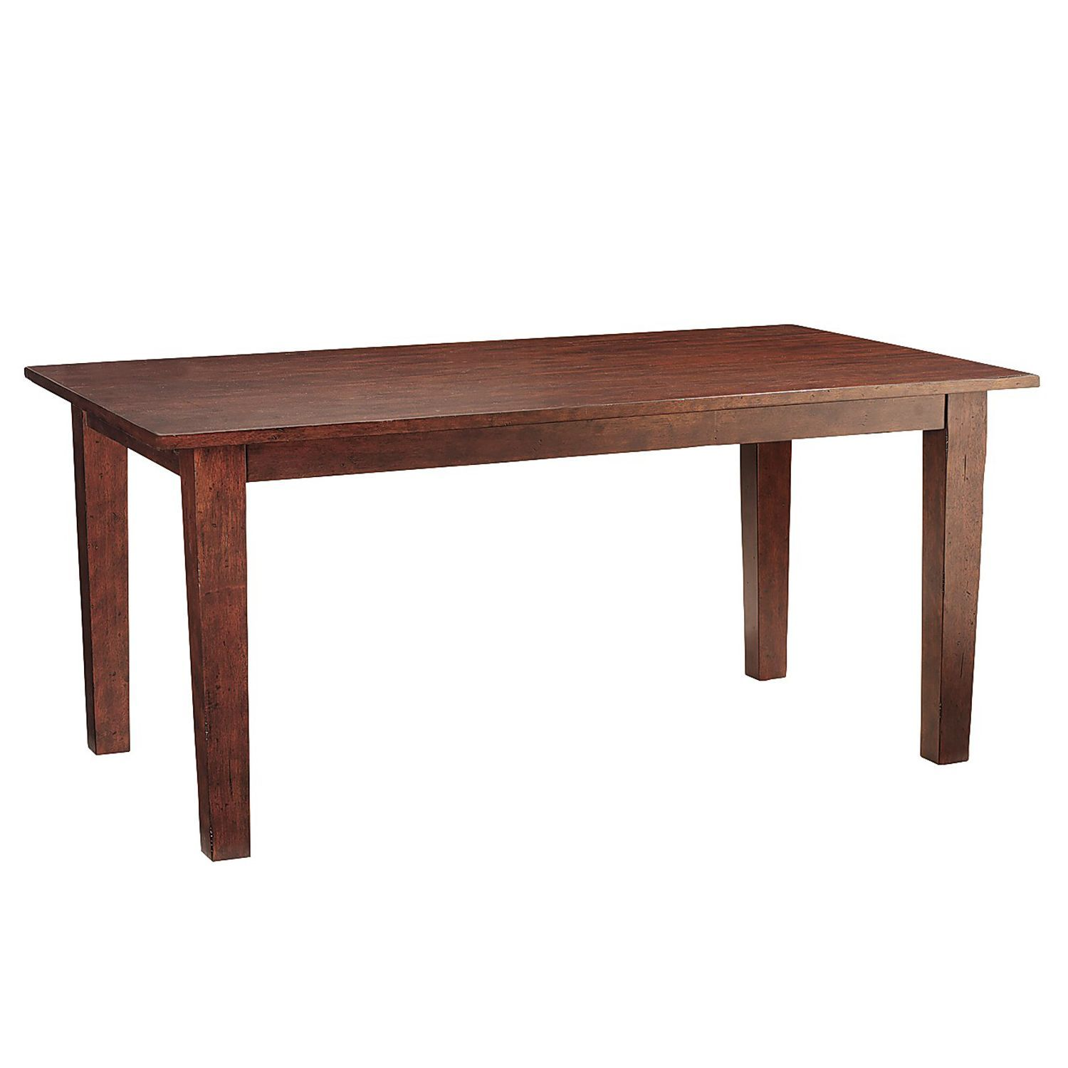 Contemporary Furniture Torrance: Torrance Mahogany Brown Dining Tables