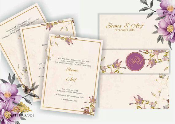 Portfolio of Glitterkode Online wedding planner, Wedding couples - invitation card kolkata