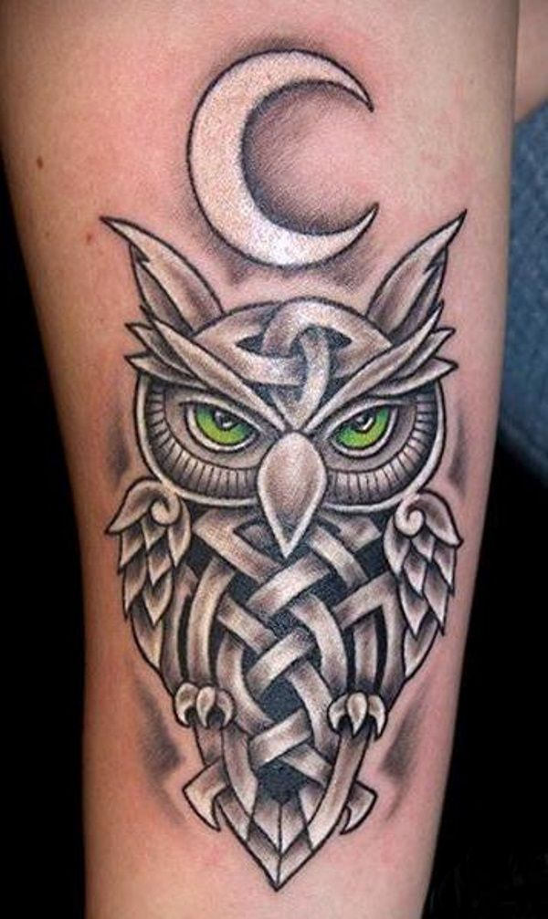owl tattoo designs tattoo pinte. Black Bedroom Furniture Sets. Home Design Ideas
