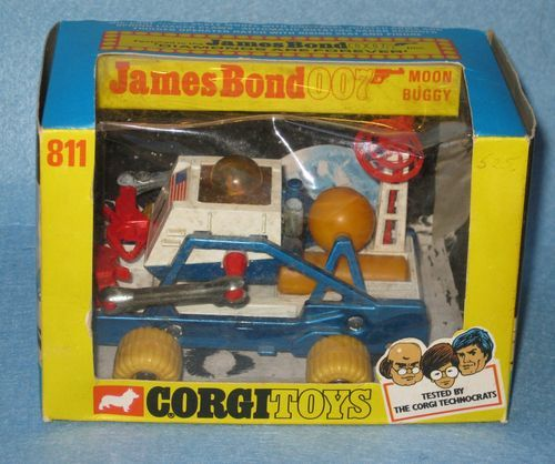 James Bond Moon Buggy | Toys and Model Cars | Space toys ...