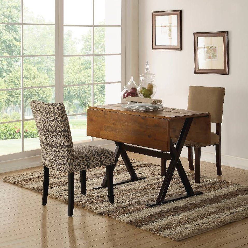 diy drop leaf craft table