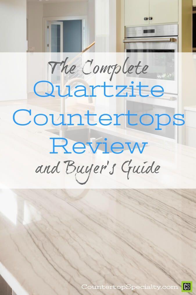 Superbe Complete Quartzite Countertops Review | Pinterest | Quartzite Countertops,  Countertops And Granite