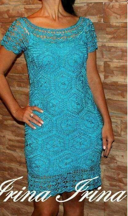 Sommerkleid hellblau (1) | Kleider, Sommerkleid, Modisch