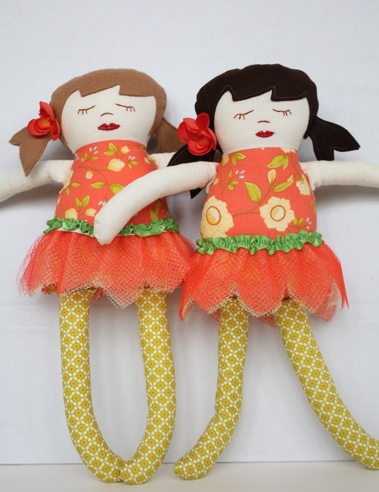 At Second Street: dolls for the fairy festival