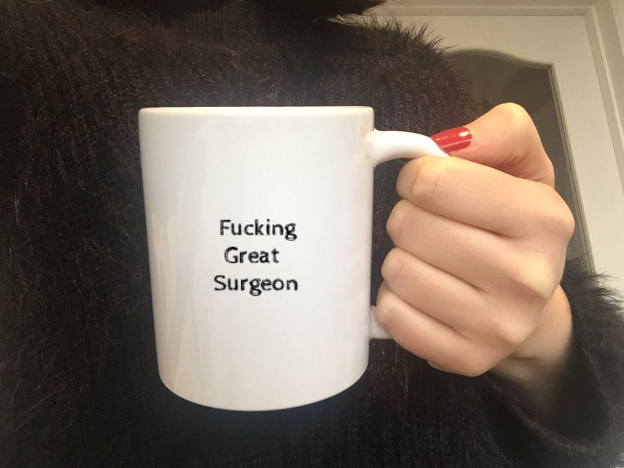 Shop Our Large Selection of Surgeon Coffee Mugs. Unique Gift Ideas for Surgeons. Best Gifts For Surgeons - Surgeon Mugs - Funny Surgeon Gift Ideas - Fucking ...