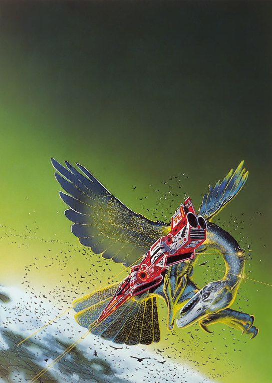 tim white - the man with a thousand names   SCI-FI   Science