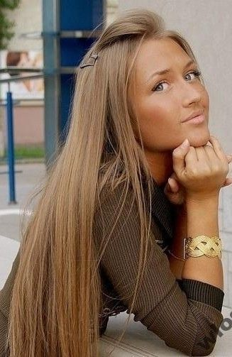 Dark Honey Blonde Hair