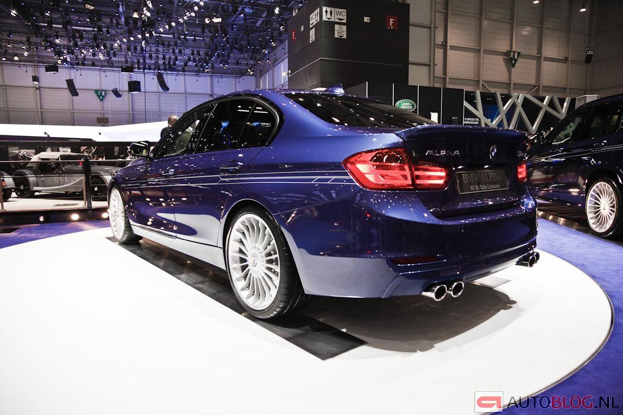 #Alpina BMW B3 BiTurbo 4152