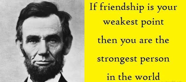 Charming Famous Abraham Lincoln Quotes   Quotes About Success ,life ,love