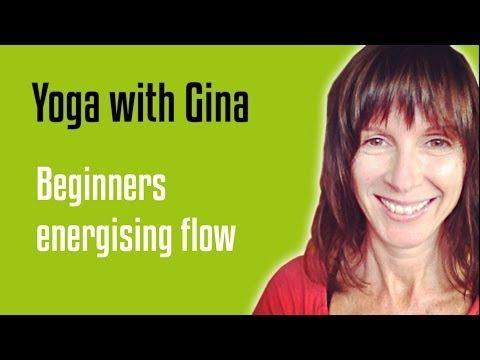 sun salutation 2 with gina hardy  42yogis  yoga for