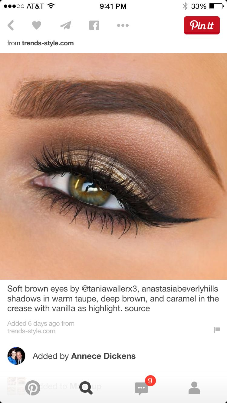 Pin By Susie Q On Wedding Makeup 2018 Pinterest Brown Makeup