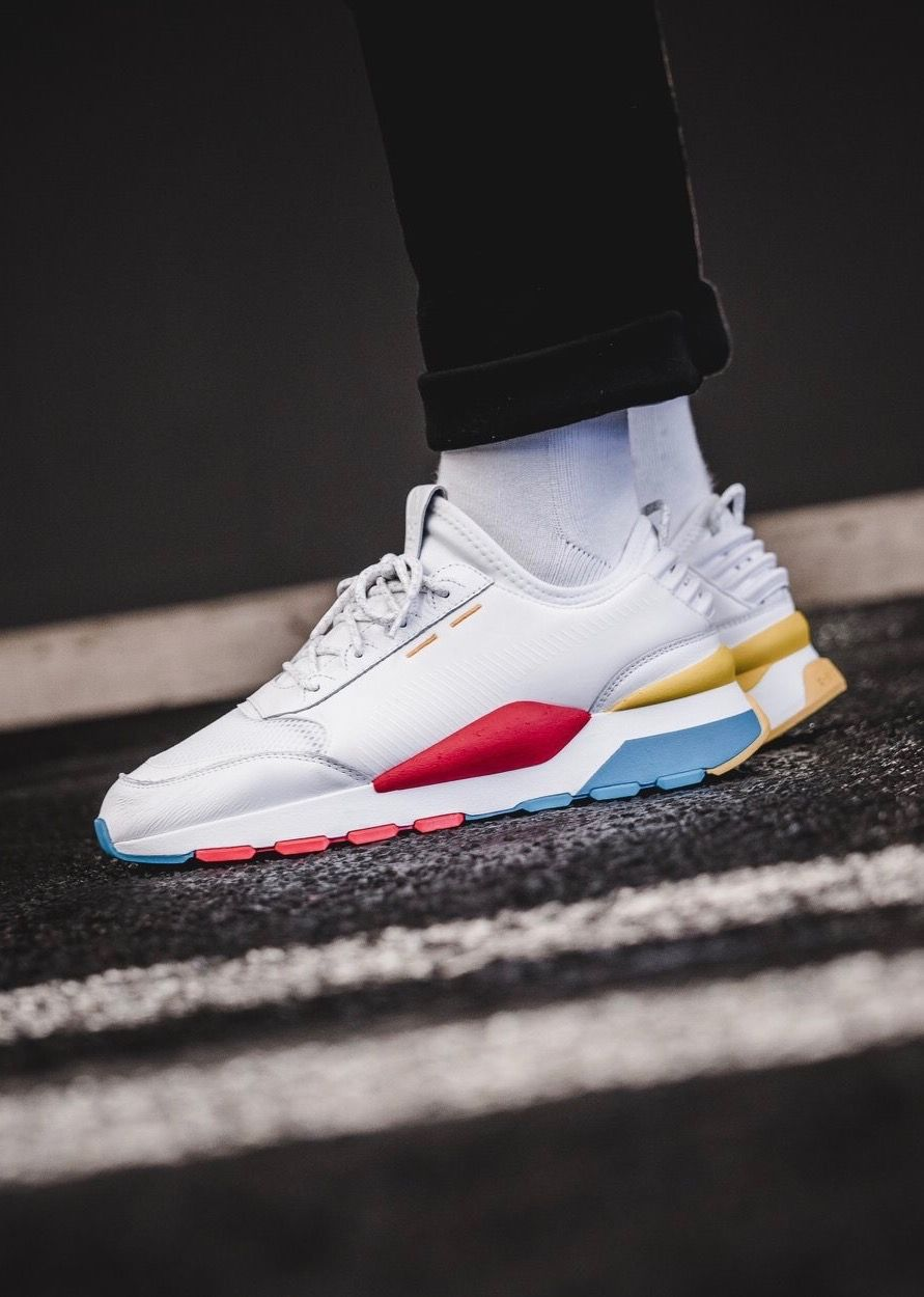 PUMA THUNDER SPECTRA REVIEW