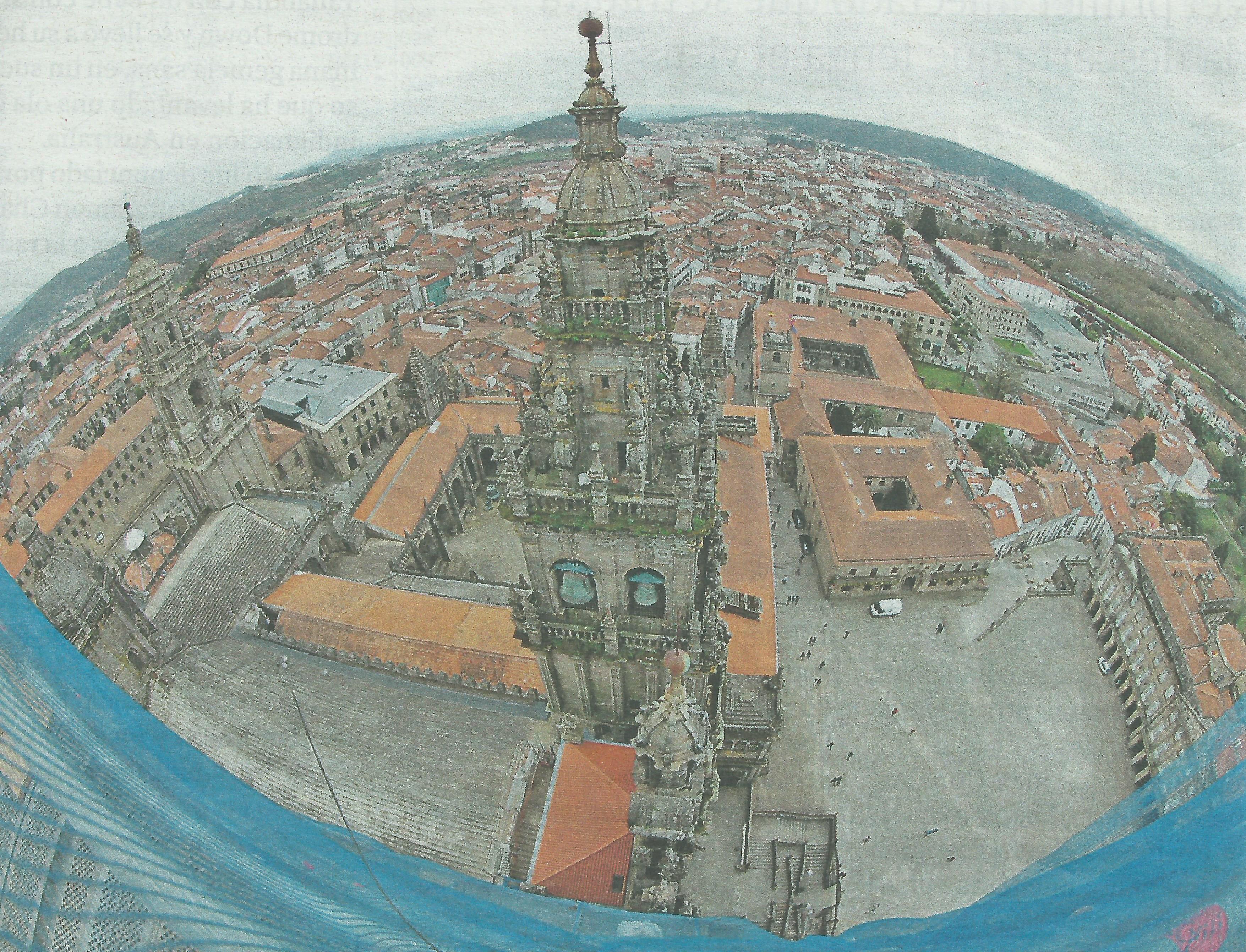 Pin En Fotos De Santiago De Compostela