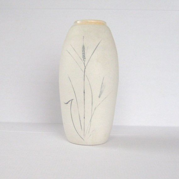 Studio pottery Nancy Quickert 1987 signed by JennyHaniverVintage