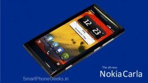 Nokia 801: il primo smartphone con Symbian Carla?