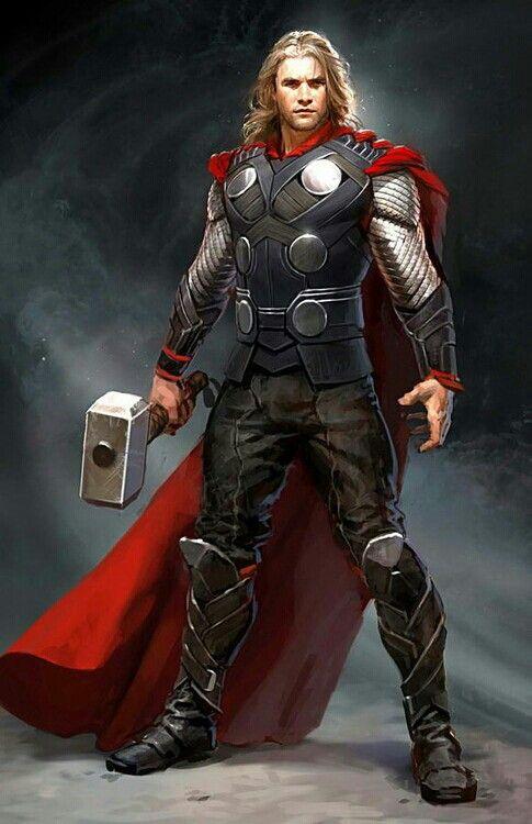 8a191da6ac3 Young Thor | Superhero | Marvel heroes, Marvel art, Thor