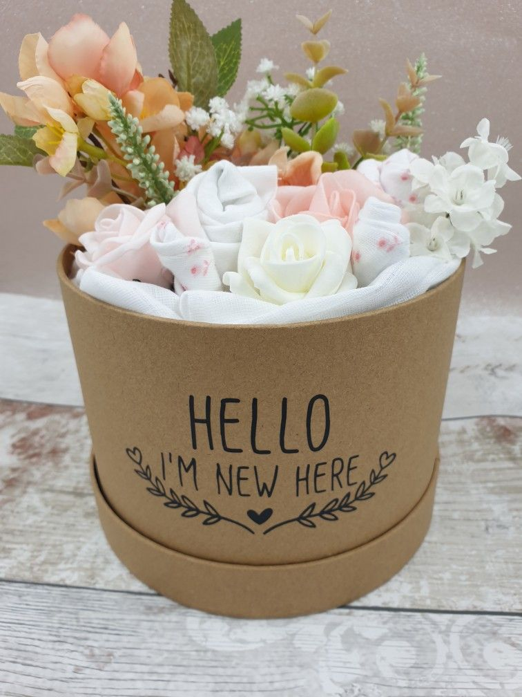 Newborn Clothes Baby Clothes Bouquet Baby Bouquet Baby Shower Gift Newborn Gift Set New Mum Gift Baby Clothes Gift