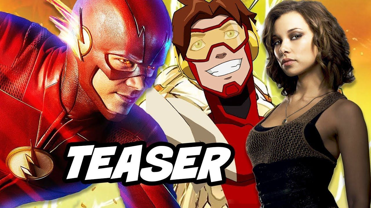 The Flash Season 5 Teaser Scenes and Arrow Season 7 Clues
