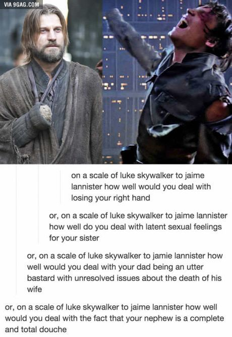 The Luke/Jamie ratio